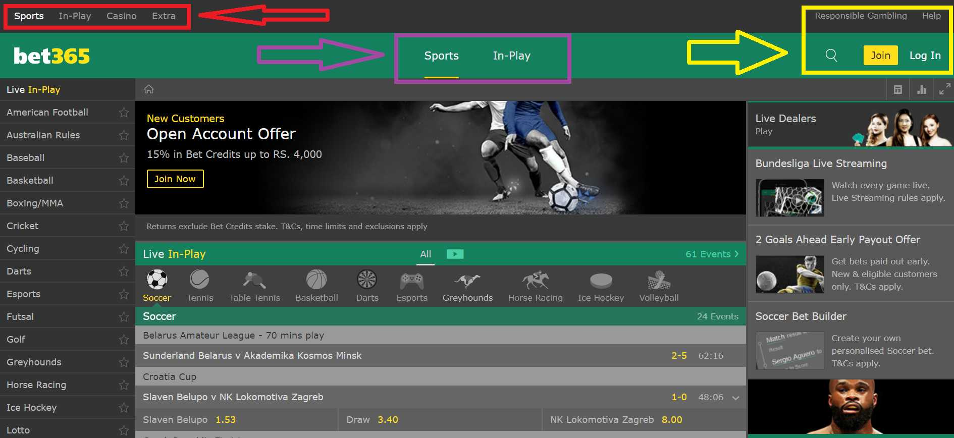 Conclusion on Using Bet365 Mirror Link