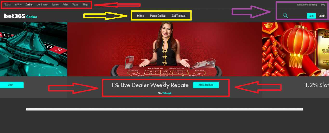 Bet365 Mobile Casino: Short App Review