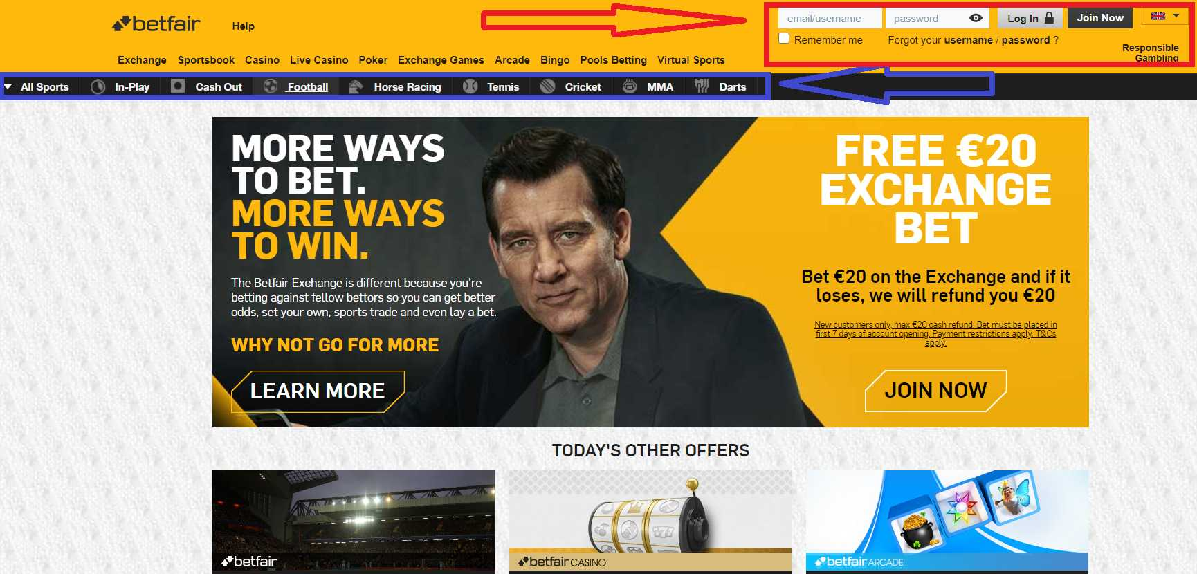 List of Betfair Sign Up Offers: Choose the Best